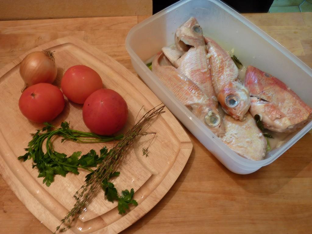 Miss nat aa court bouillon de poisson blog f minin - Court bouillon poisson maison ...